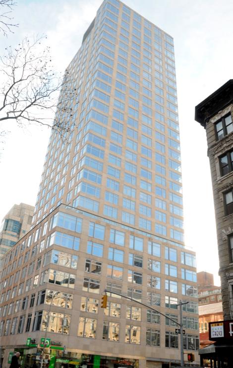 400 East 67th Street