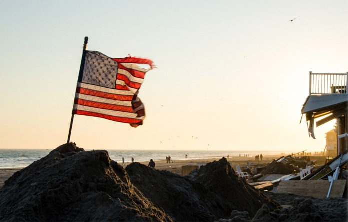 Hurricane Sandy and the Rockaway Relief