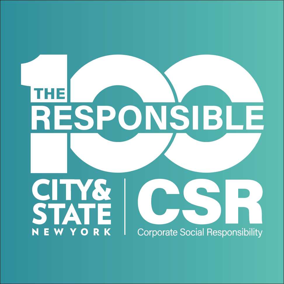 • Top 100 Corporate Social Responsibility in New York City and State 2016