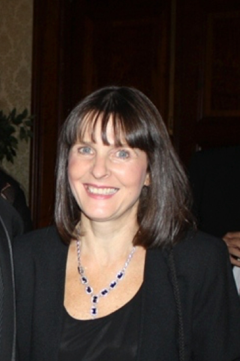 Helen O' Sullivan Treasurer