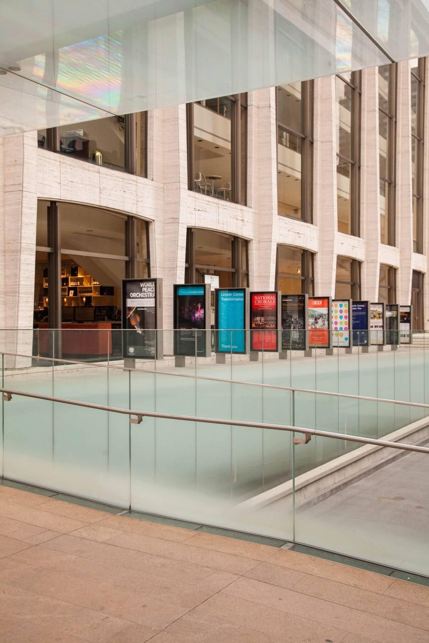 Lincoln Center Promenade