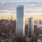 Rendering of One Manhattan West